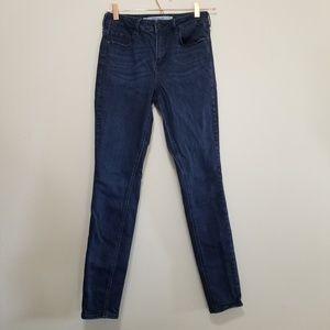 Brandy Melville dark skinny jeans size 28